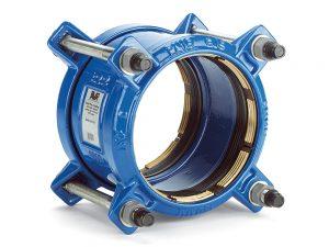 VJ Couplers for Ferrous (Metal) & PVC Pipe