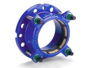 VJ Flange Adaptors for Ferrous (Metal) & PVC Pipe