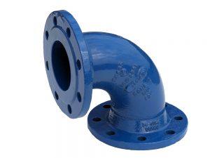 DI Blue 90 deg bend