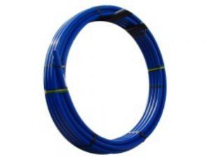 BLUE MDPE Service Pipe - PE80:SC80