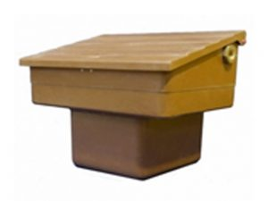 Semi Concealed Meter Boxes