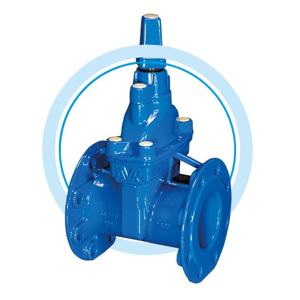 AVK water gate valve