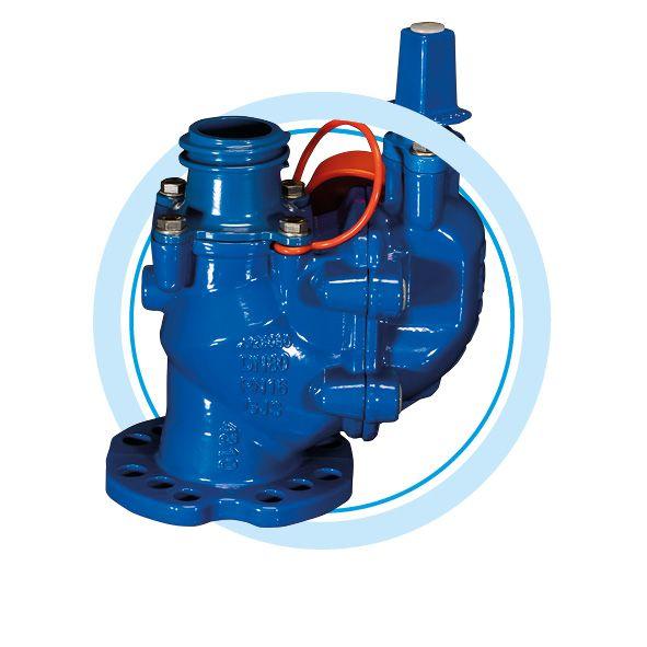 AKT 29/91 water hydrant