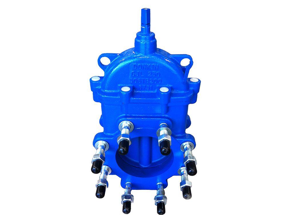 Underpressure valve 158