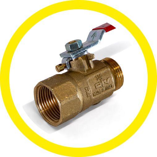 emergency control valve (ECV)